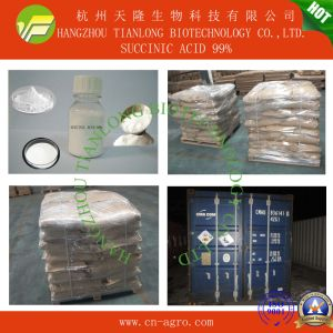 HIGHTER QUANLITY OF SUCCINIC ACID pictures & photos