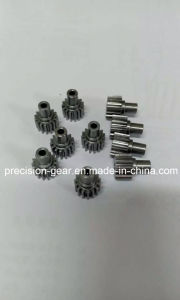Steel Gear for Geared Electrical Motor pictures & photos