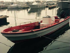 China Aqualand 19feet 23 Feet 5.8m 7m Fiberglass Fishing Boat /Panga Boat/Motor Boat (230) pictures & photos