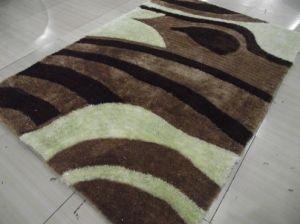OEM Korean Silk Shaggy Carpets Ksm0140 pictures & photos