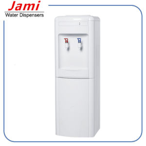 Floor-Standing Hot and Cold Water Dispenser with Compressor (XJM-08) pictures & photos