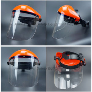Full Face Clear Acrylic Visor Medical Safety Face Shield (FS4011) pictures & photos