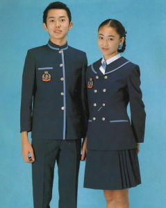 School Uniform for Boys and Girls pictures & photos