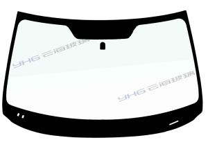 Laminated Car Glass for Subaru Forester 09-