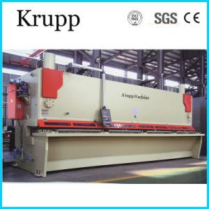QC11y/K CNC Iron Sheet Cutting Machine Guillotine Shear Machine