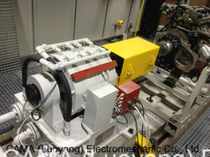 Eddy Current Dynamometer for Engine / Motor / Gearbox Test pictures & photos