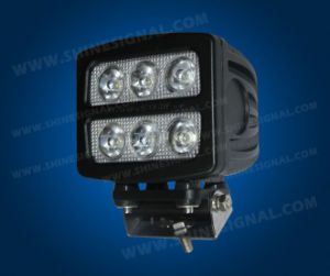 Military Vehicle LED Work Lamp (WBL25 60W) pictures & photos