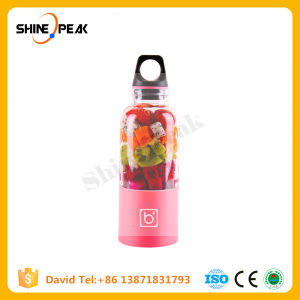 New Electric Mini Rechargeable Portable Original Fruit Juicer pictures & photos