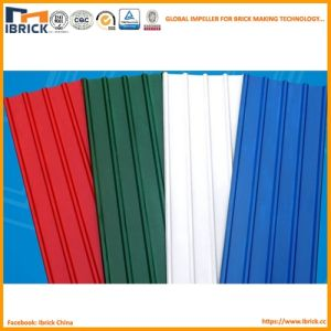 China Synthetic Resin Roof Tile For India Nepal Malaysia
