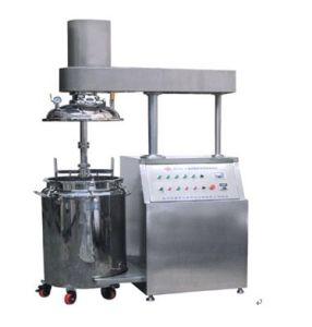 Movable Mixing Homogenizer for Pharmaceutical/Cosmetics pictures & photos