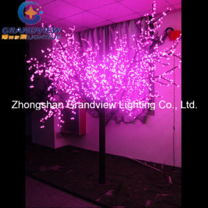 Outdoor Artificial Pink Cherry Tree LED Lights pictures & photos