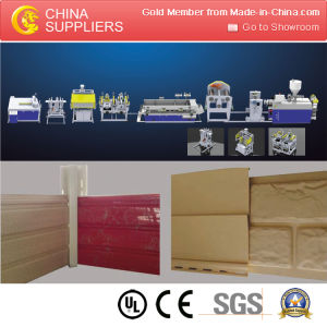 PVC Wall Panel Making Machine Extrusion Machine pictures & photos