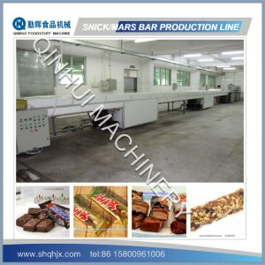 Compound Chocolate Bar Line Automatic Shaping Machine (3.5-4T/8H) pictures & photos