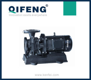 Horizontal Pipeline Centrifugal Pump (ISW1) pictures & photos