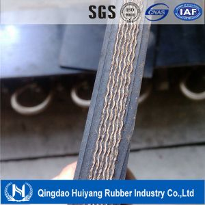 Ep Fabric Layer Ep Rubber Conveyor Belt for Quarries pictures & photos