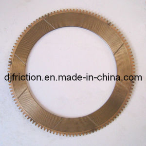 Bulldozer Friction Plate (ZJC-622)