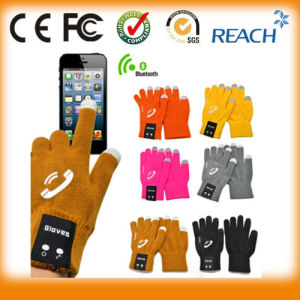 Custom Available Packaging Warm Bluetooth Headset Wireless Gloves Headsfree Headphone pictures & photos