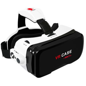 2016 Factory OEM 3D Glasses Vr Box with Remote pictures & photos