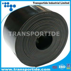 DIN X Standard Rubber Conveyor Belt with Good Quality pictures & photos