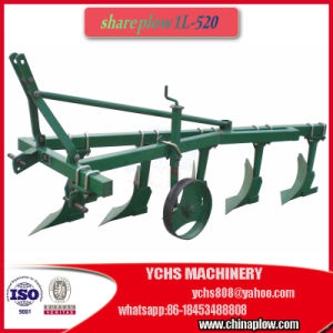 High Quality Share Plow Mounted to Tractor pictures & photos