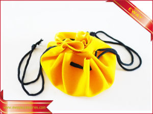 Velvet Gift Packing Bag Drawstring Jewelry Bag Promotional Bag pictures & photos