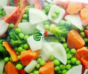 New IQF Frozen Mixed Vegetables with Brc/Ifs pictures & photos