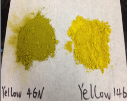 Compare with Solvent Yellow 146 or Orasol Yellow 4gn pictures & photos