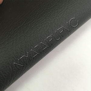 Durable PVC Synthetic Leather for Sofas, Chairs, Car Seat Cover with Good Lightfastness Property pictures & photos