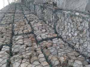 PVC Coated Weaving Gabion with Good Price pictures & photos