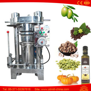 Sesame Almond Peanut Walnut Pumpkin Cooking Oil Press Making Machine pictures & photos