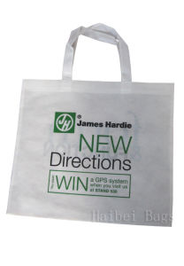 White Eco Promotional Bag (hbnb-516) pictures & photos
