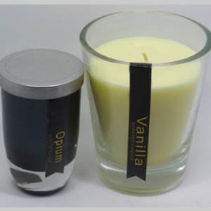 Wholesale Home Decoration Scented Glass Jar Candles pictures & photos