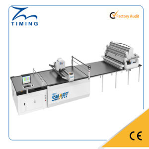 Computerized Cloth Cutting Machine Fabric Multiply Cutting Machines with Fabric Spreading Machine pictures & photos