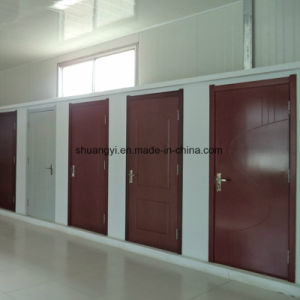 High Quality Natural Veneer Finished Wooden Door pictures & photos