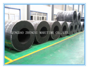 Cylindrical Marine Rubber Fender for Harbor Protection