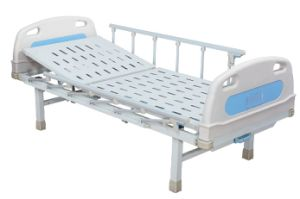 One Crank Manual Hospital Bed (SK-MB111) pictures & photos