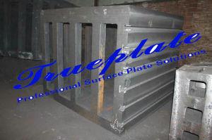 Grey Iron Square Box Pad Box