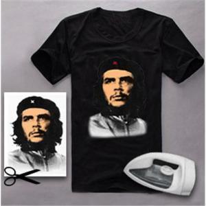 China inkjet t shirt heat transfer paper for light and for Inkjet t shirt printing