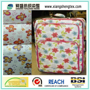 PU Coated Oxford Polyester Printed Fabric for Bag or Luggage pictures & photos