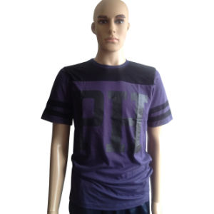 Fashional Good Quality 100%Cotton Men′s Printed T-Shirts pictures & photos