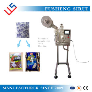 Machine for Dispensing Deoxidizer Antistaling Agent Pouch pictures & photos