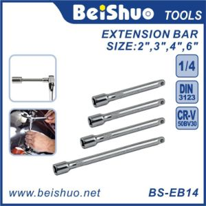 """1/4"""" 3/8"""" 1/2"""" Drive Long Extension Bar with Mirror/Matt Finish pictures & photos"""