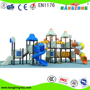 Hot Sale New Design Kid Outdoor Playground Equipment pictures & photos