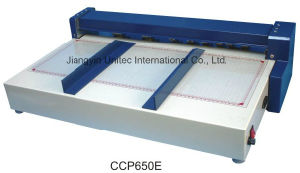 A2 Paper Electric Creasing & Perforating Machine Ccp650e pictures & photos