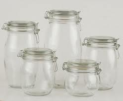 500ml, 2.3 L Storage Jar/Glass Container/ Packaging pictures & photos