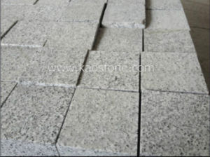 Flamed G640 Grey Granite Outdoor Paving Stone pictures & photos