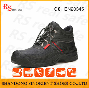 Safety Boots Oil and Gas for Gas Station (SNB1248) pictures & photos