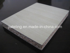 18mm Melamined Faced Particle Board pictures & photos