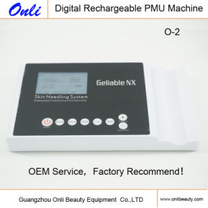 Onli Intelligent Digital Rechargeable Permanent Makeup Machine OEM Service pictures & photos