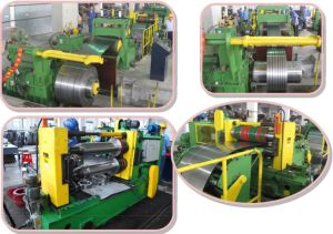 China Hot Sale Slitting Line pictures & photos